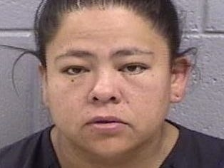 Aztec woman accused of trafficking meth following traffic stop