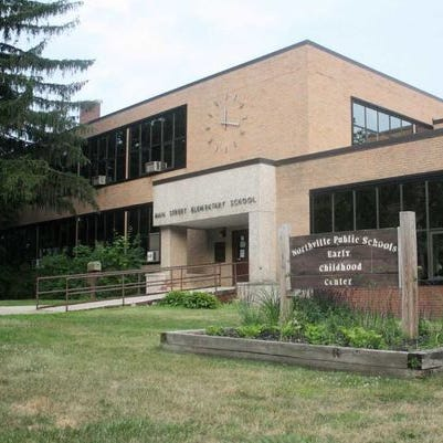 Main Street School's fate ignites court battle in Northville between city, school district