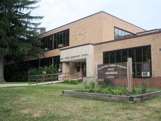 A civil war is brewing in Northville over the fate of the former Main Street Elementary School building.