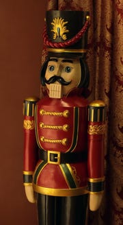 """""""Nutcracker in the Castle"""" has become an annual tradition at the Paine Art Center and Gardens in Oshkosh. It opens on Friday."""