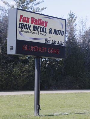 State regulators said Tuesday, Nov. 13, 2018, they are shutting down Fox Valley Iron Metal & Auto Salvage in Oshkosh and Gibson Iron Metal and Auto in Neenah, three months after the companies' owner was sentenced to prison for racketeering.