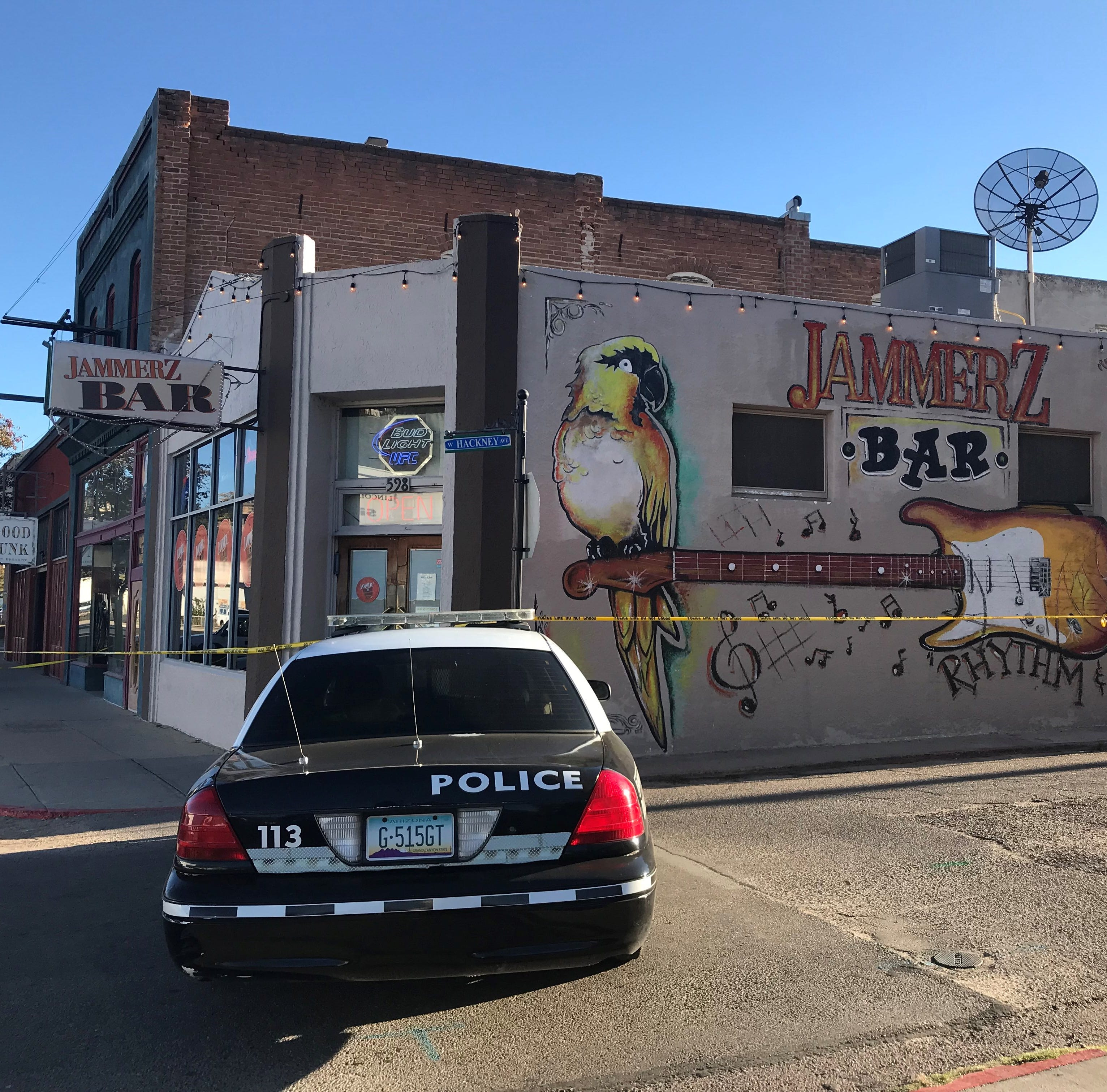 2 dead, 2 critically injured in shooting at Jammerz Bar in Globe