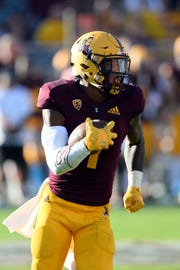 Arizona State Sun Devils wide receiver N'Keal Harry continues to rise up NFL draft boards.
