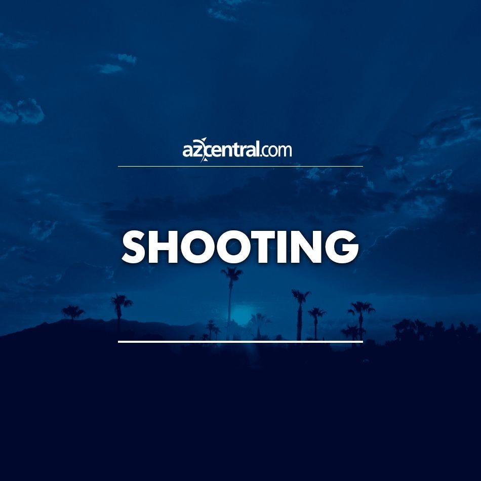 Phoenix police investigate gunshot that traveled into neighboring house