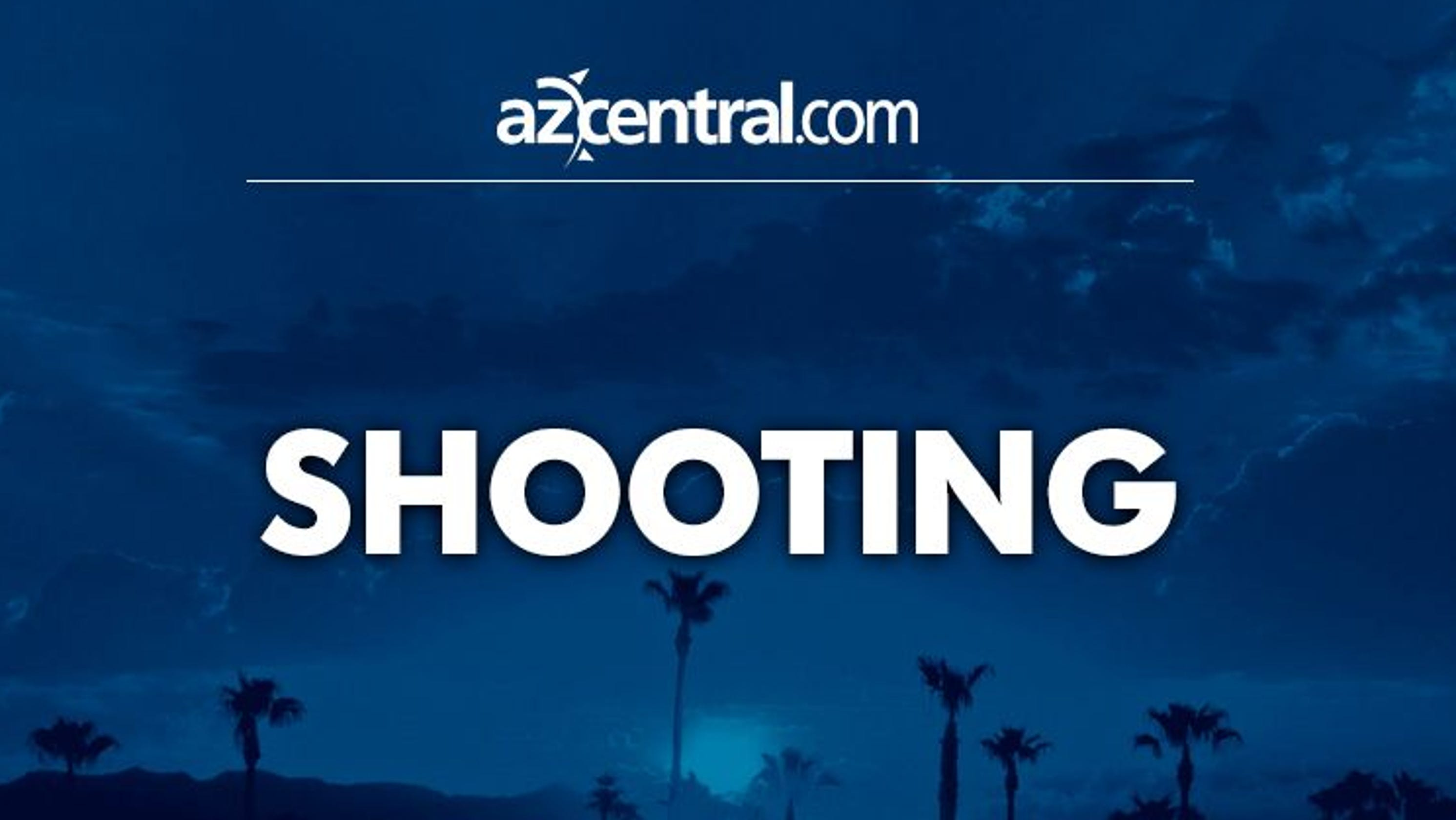2 hospitalized after north Phoenix shooting on Cave Creek Road