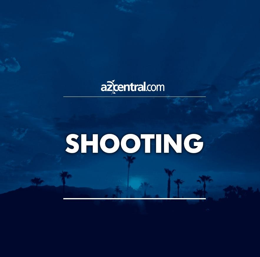 Man fatally shot outside his Phoenix home; police looking for the shooter