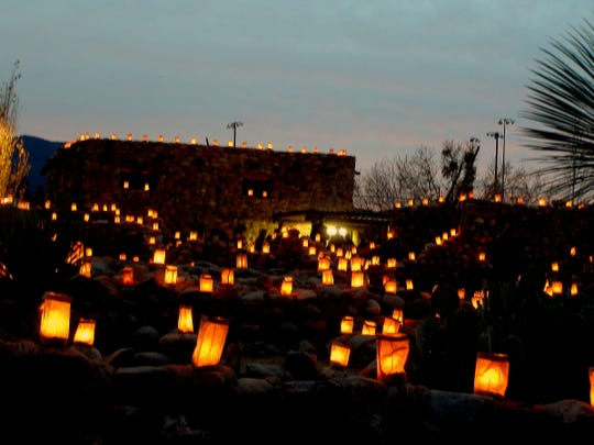 Besh Ba Gowah Archaeological Park | Unlike most archaeological sites, Besh Ba Gowah is a family-friendly hands-on adventure. | Bonus: From 5-9 p.m. Dec. 1, the free Festival of Lights features hundreds of luminarias perched atop the pueblo walls and Native American flute music wafting through the twilight. | Details:928-425-0320, www.globeaz.gov/visitors/besh-ba-gowah.