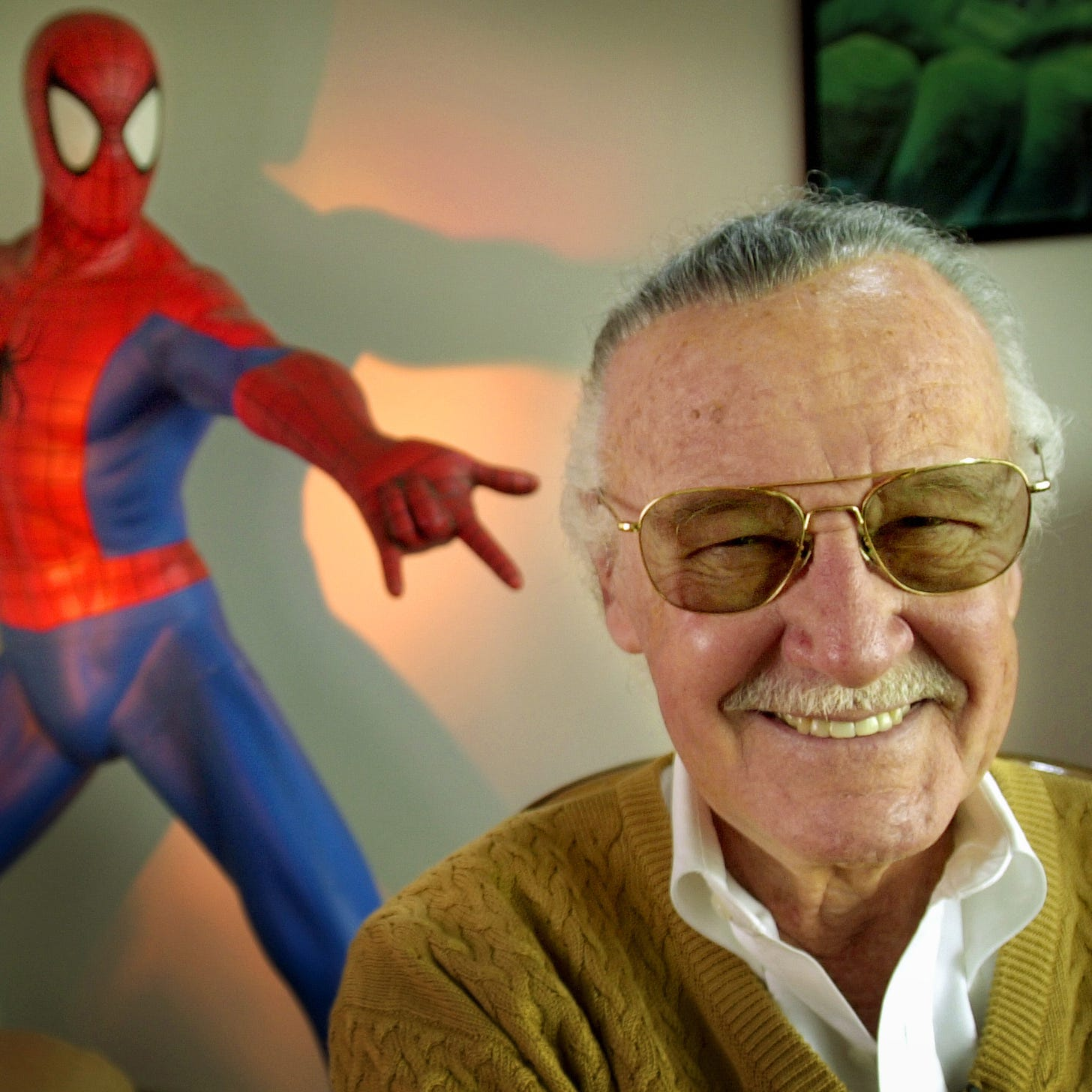 Stan Lee called this Maria Fareri Hospital neonatologist a 'Superhero for Babies'