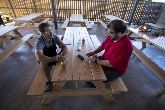 Chef/owner Scott Holmes is getting ready to open his second Little Miss BBQ in north Phoenix. Holmes talks with Arizona Republic/azcentral dining critic Dominic Armato.