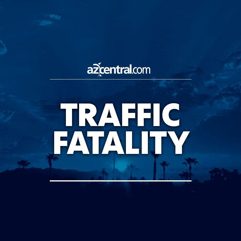 Fatal four-vehicle crash involving motorcyclist shuts down Loop 101 in Glendale