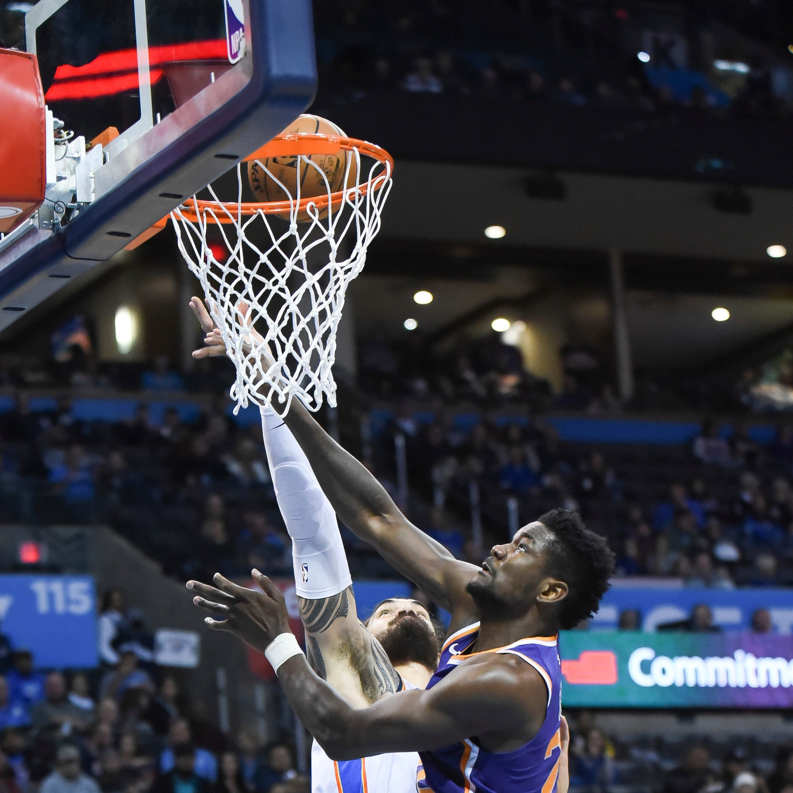 Another slow start dooms Suns against Thunder as questions pile up