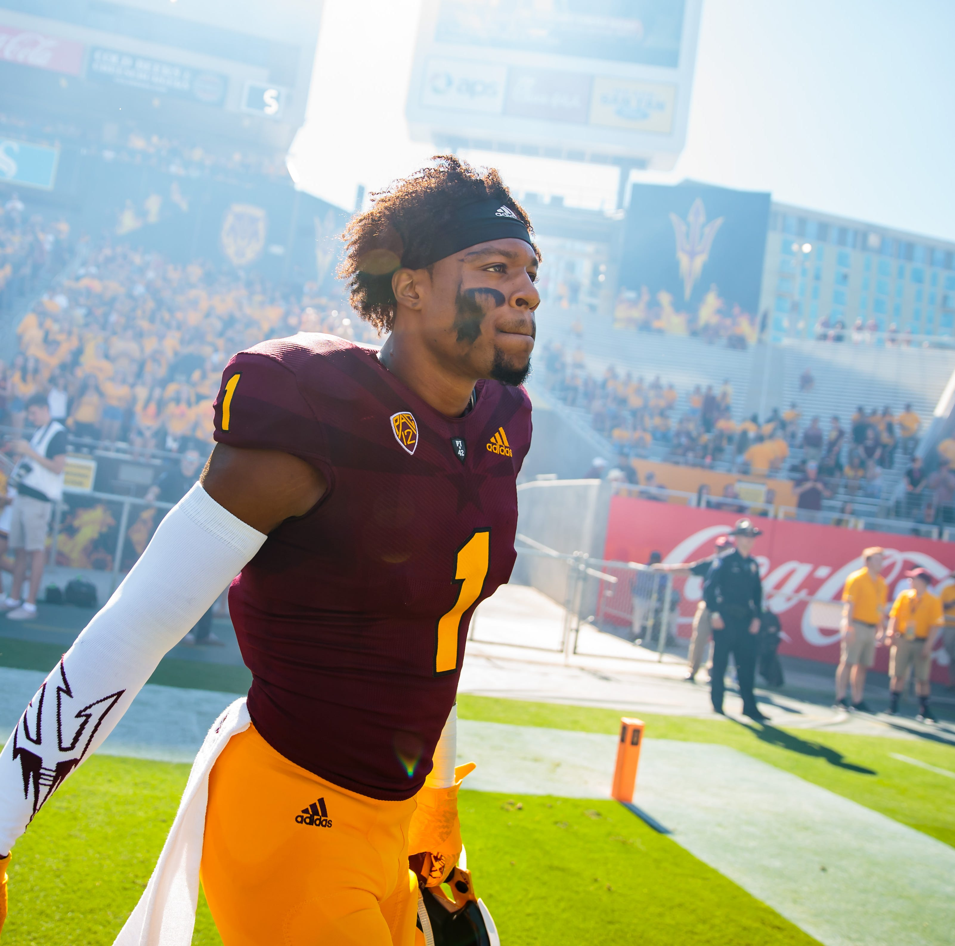 NFL mock draft: ASU football's N'Keal Harry elevating 2019 NFL draft stock