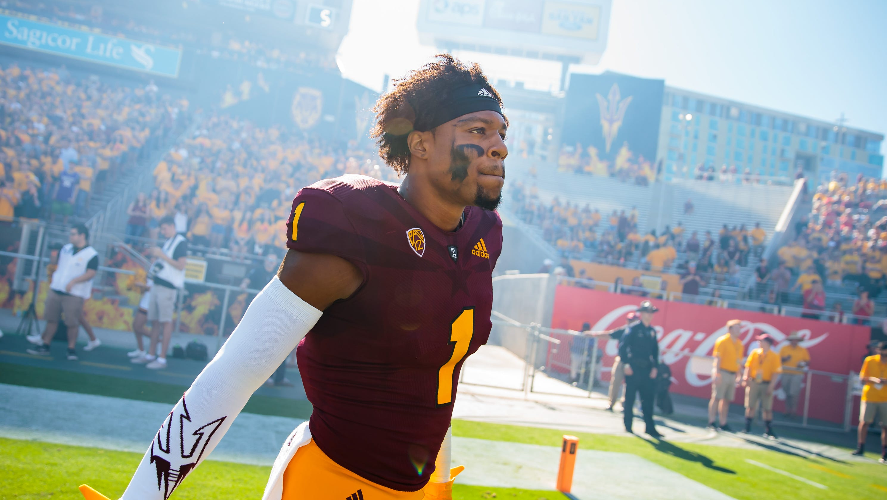 39ccc220326 NFL mock draft: ASU football's N'Keal Harry 2019 NFL draft projections