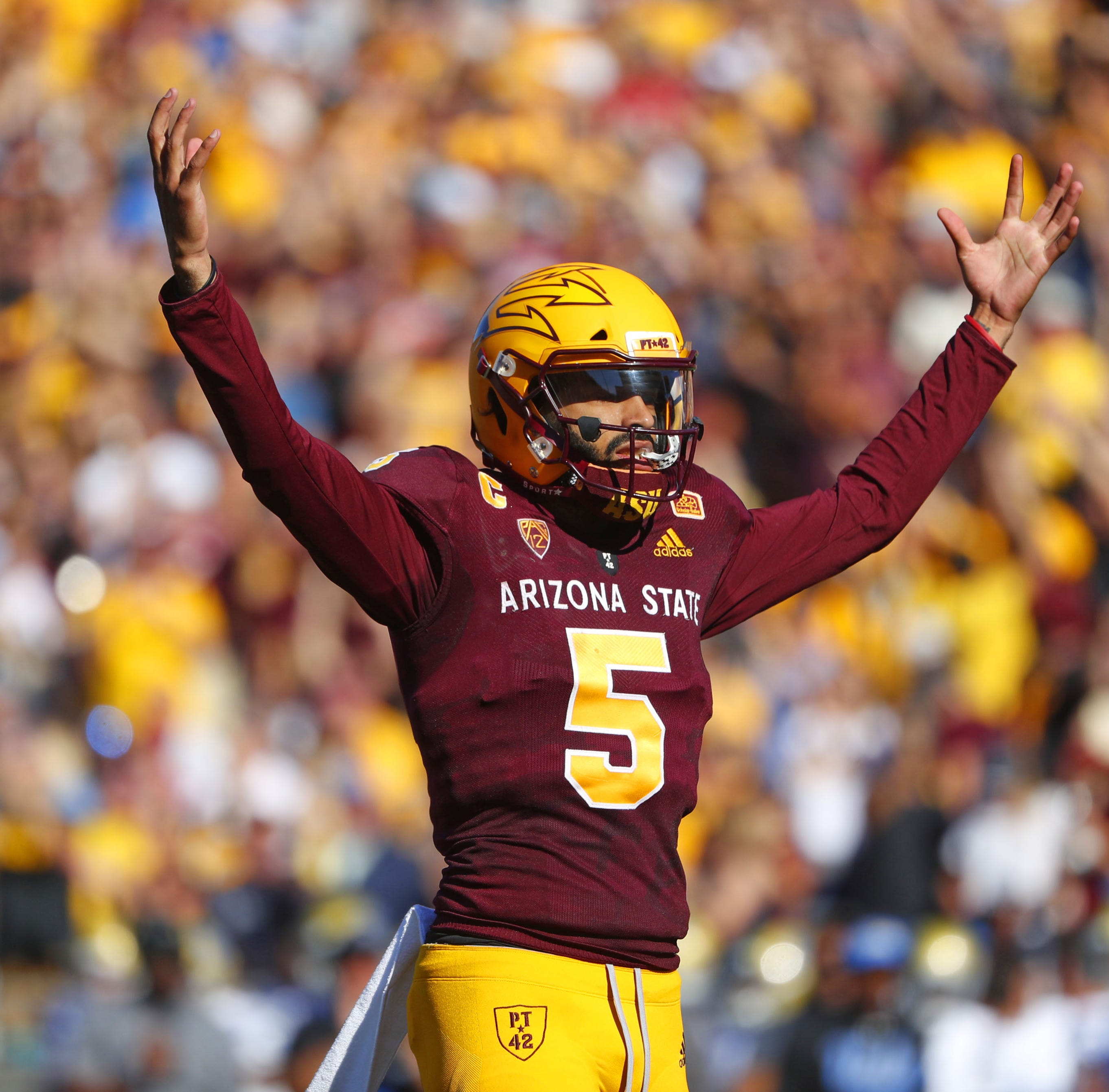 Pac-12 football power rankings: ASU continues to climb in conference