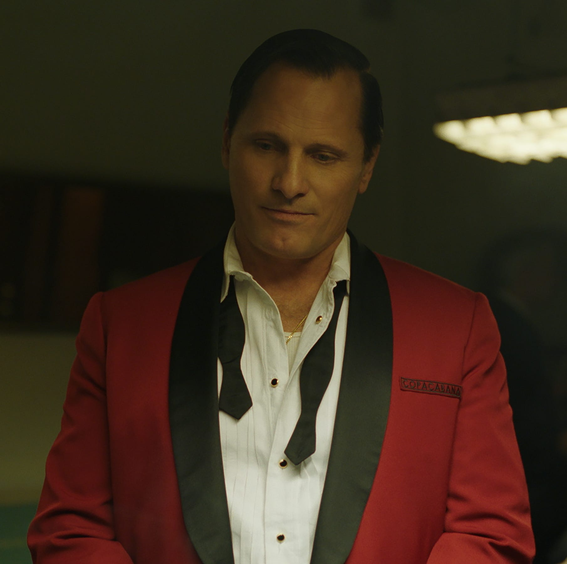 "Viggo Mortensen plays Tony Vallelonga in ""Green Book."""