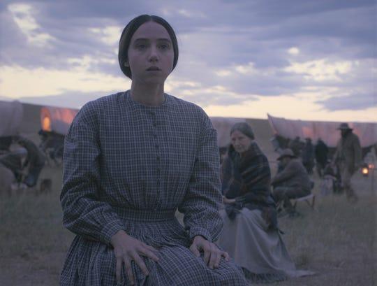 "Zoe Kazan plays Alice Longabaugh in ""The Ballad of Buster Scruggs."""