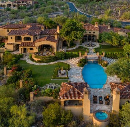 Scottsdale DC Ranch mansion with 11-car garage sells for $7.3 million