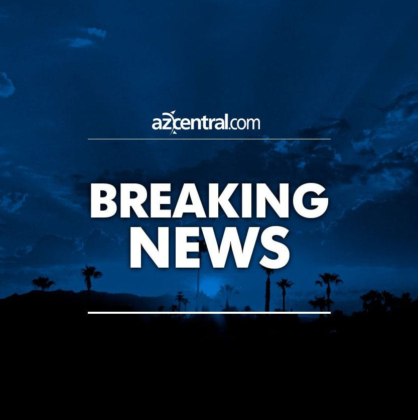 Man with gunshot wound dies after fiery crash in Tempe