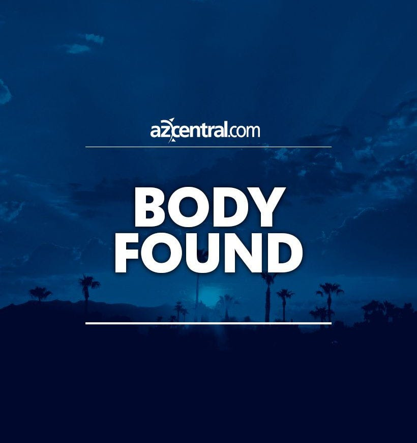 Man s body found in north Phoenix storm drain