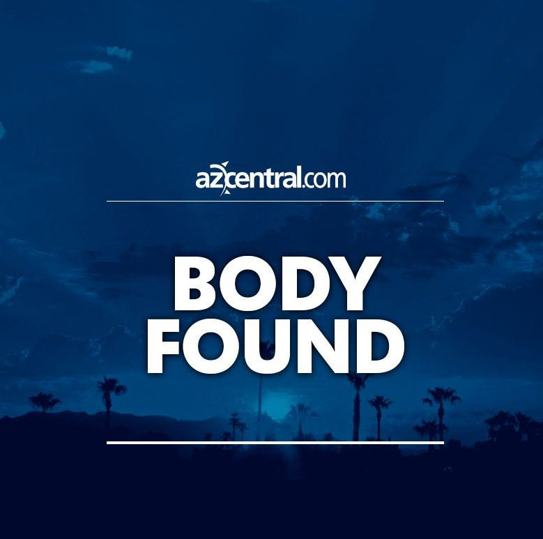 Body found in canal identified as Mesa man