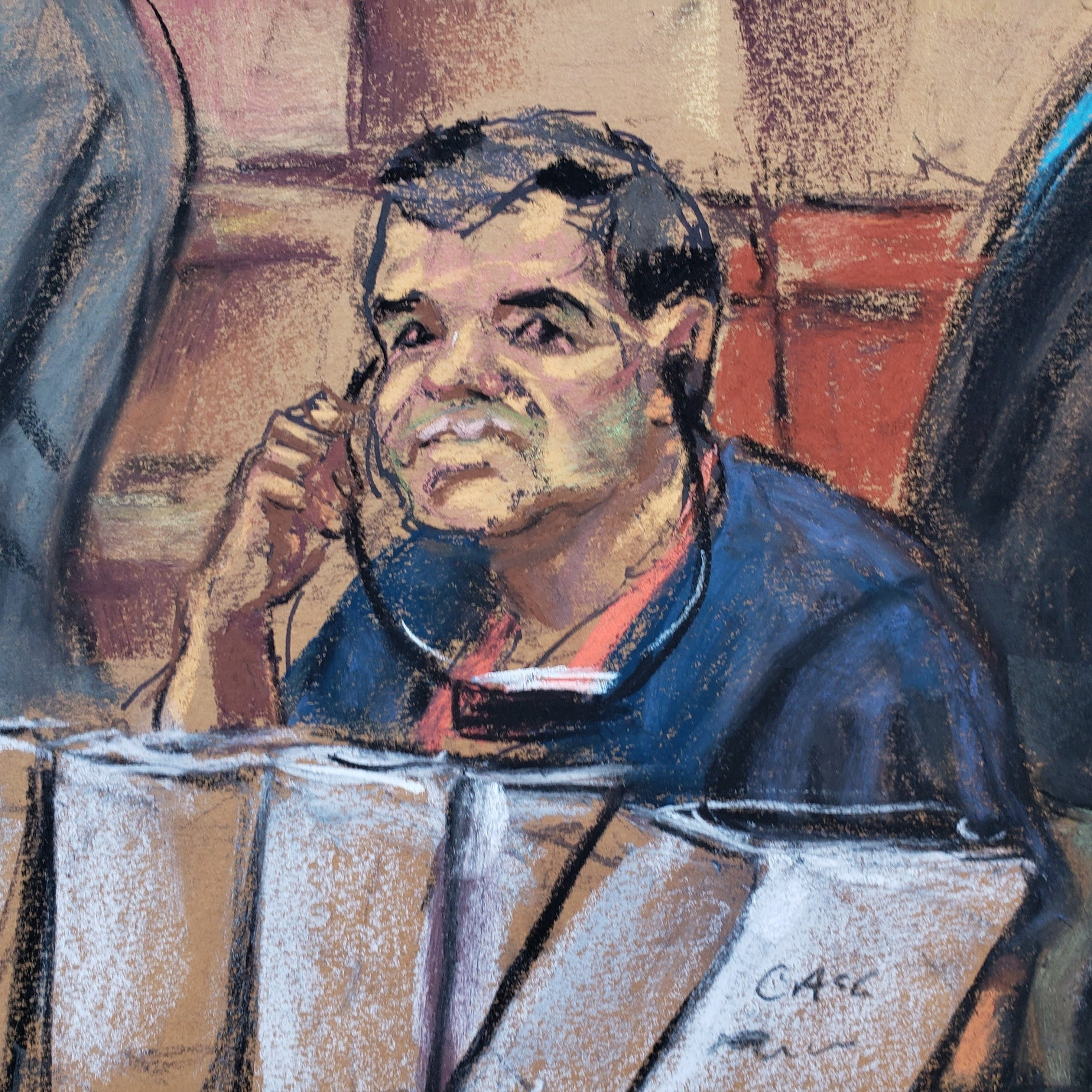 Joaquin El Chapo Guzmán trial: Judge admonishes defense for blaming Peña Nieto