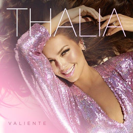 Thalía estrena Valiente, su nueva producción discográfica.
