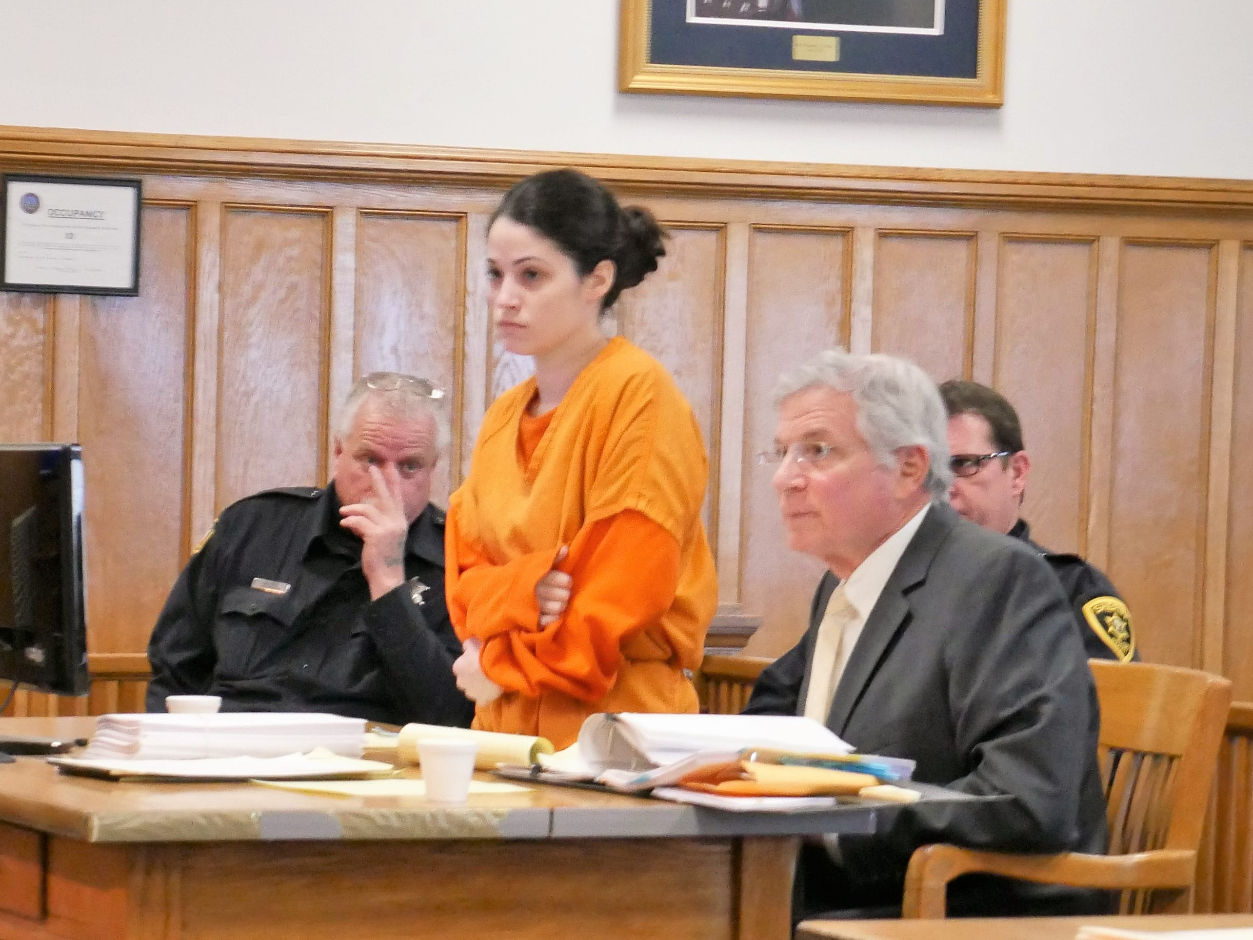 Nicole Addimando defense aims to preclude statements to police
