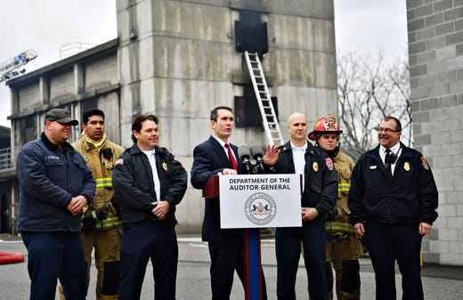 East Manchester Twp releases funds for Eagle Fire Co  truck