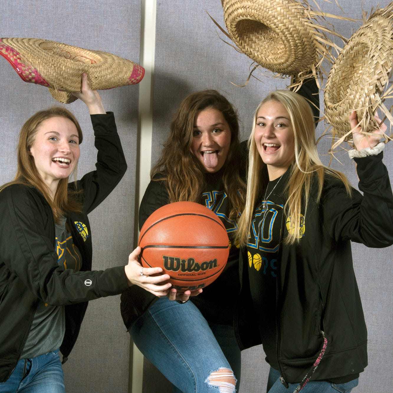 Kennard-Dale girls' hoops erases 4th-quarter deficit, snags division title in OT win