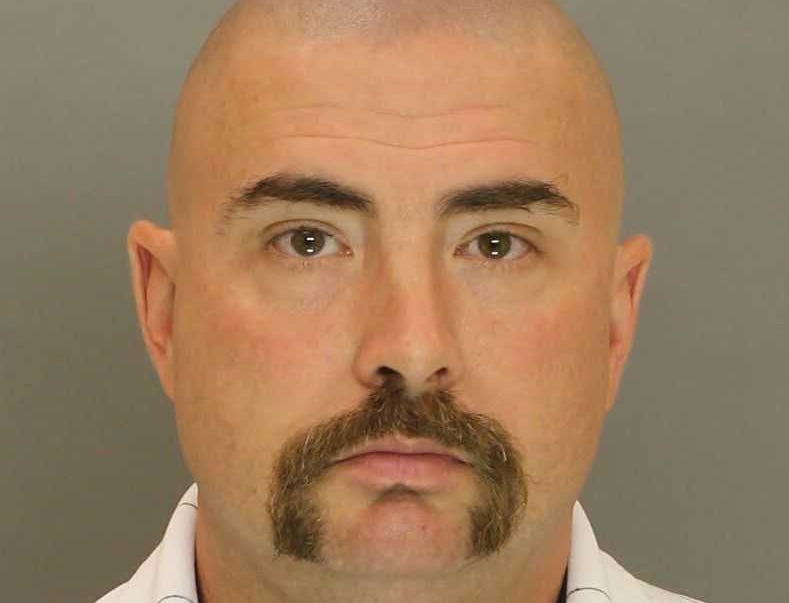 Sean Christopher Roth, 39, of Red Lion, faces several charges, including arson - intent to collect insurance.