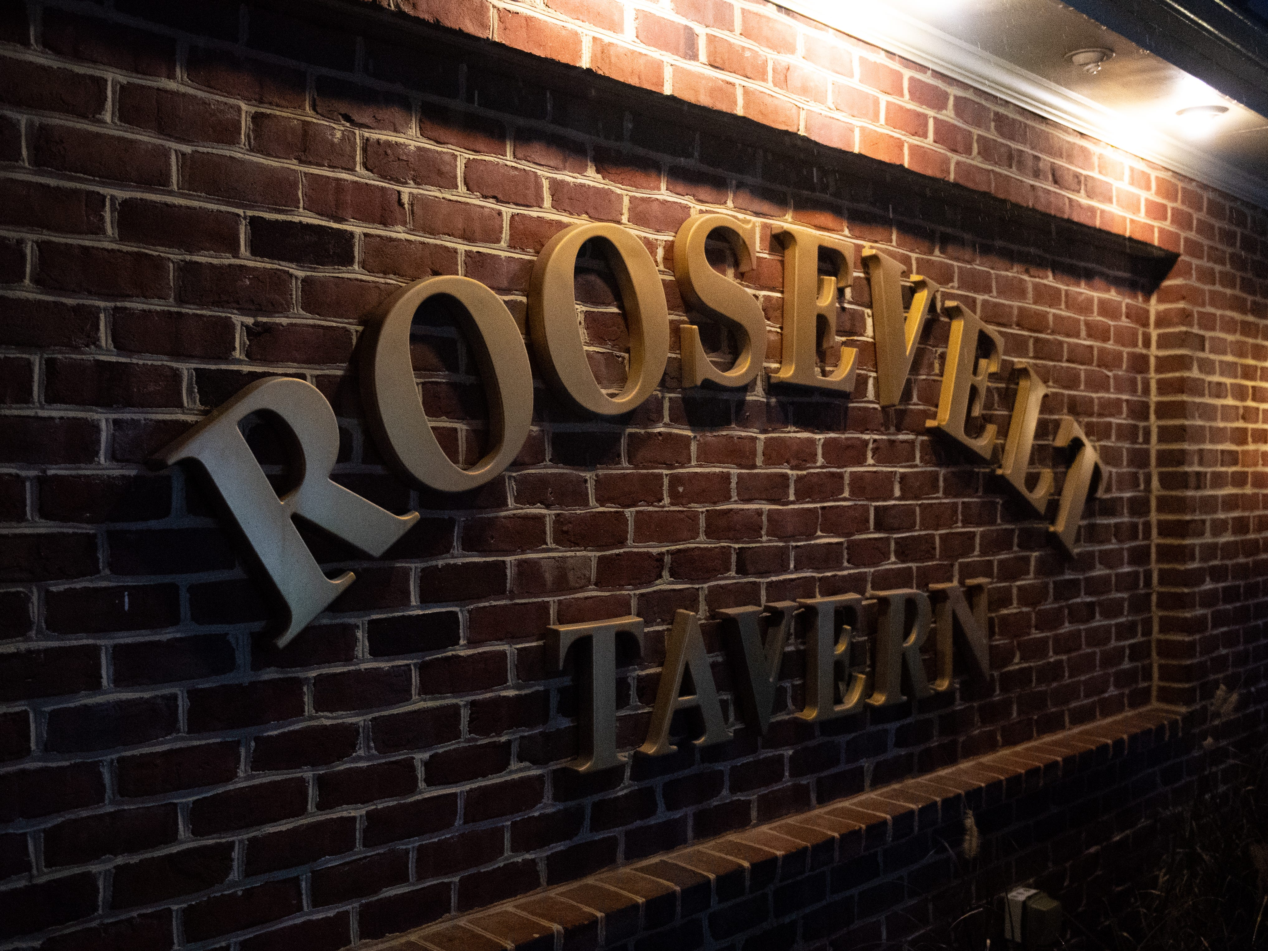 Roosevelt Tavern is gearing up for one of its busiest days of the year, Thanksgiving. The restaurant typically serves around 50 to 60 guests for weekend dinner service, but during the holiday they'll push up to 300 reservations.