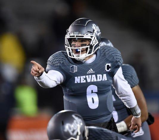 Nevada Football 61