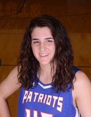 Madison Gray, Union County basketball