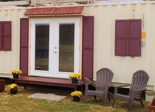 Tiny house movement could come to Delaware