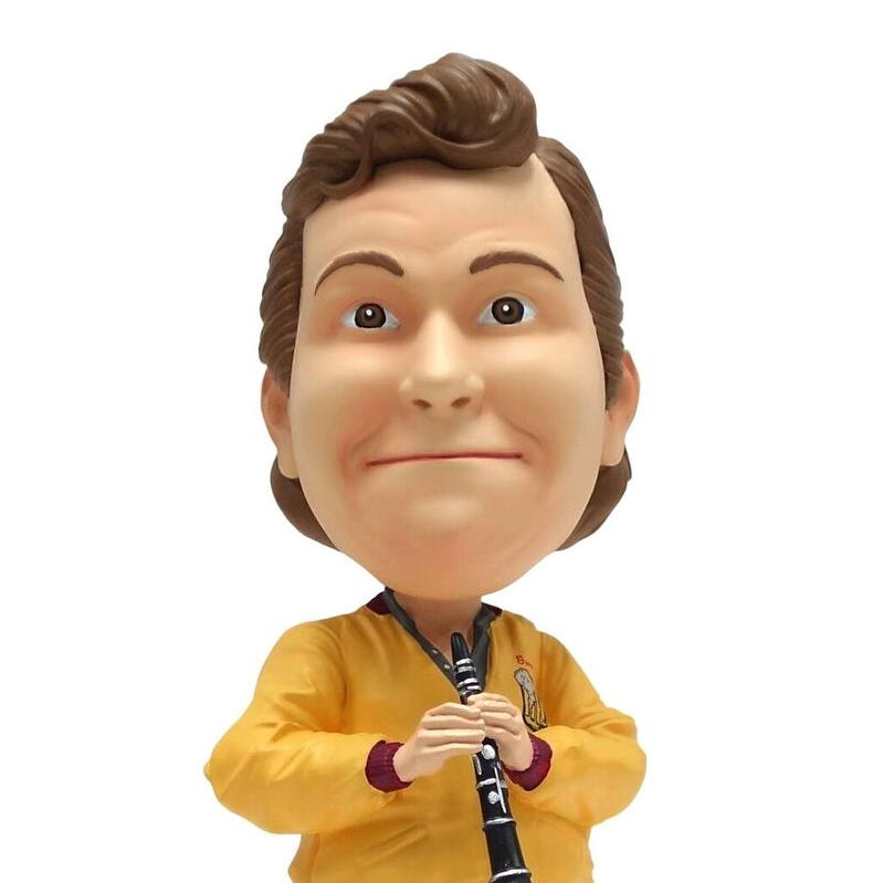 'Big in Sheboygan': 'Home Alone' Polka King of the Midwest Gus Polinski gets bobblehead