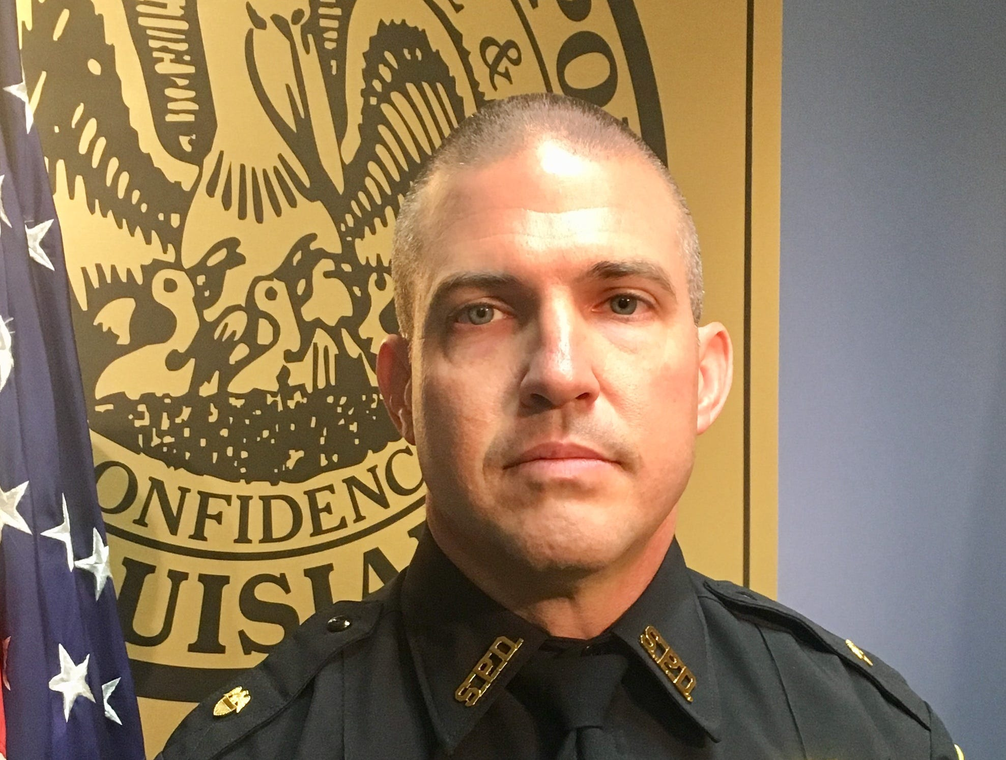 Tyler names substitute for Shreveport police chief; Crump on medical leave