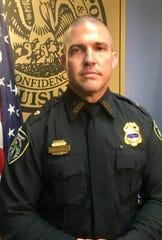 Ben Raymond, Shreveport interim police chief