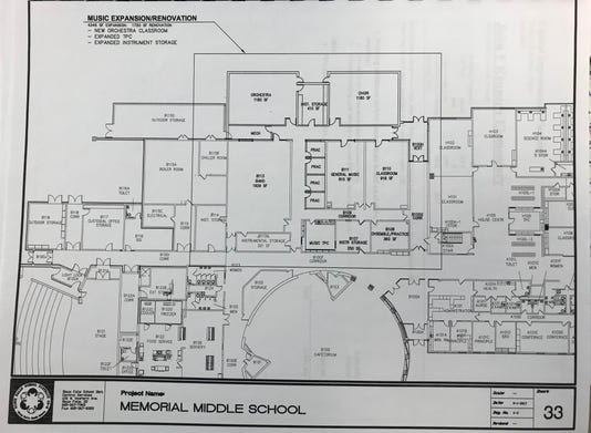 Memorial Middle School Expansion