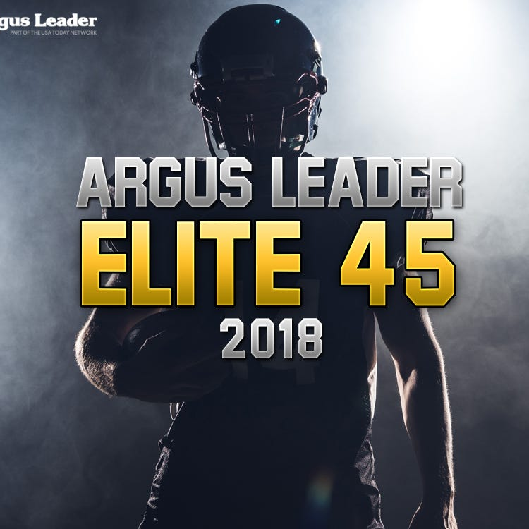 Argus Leader Elite 45: Meet the 2018 high school football team