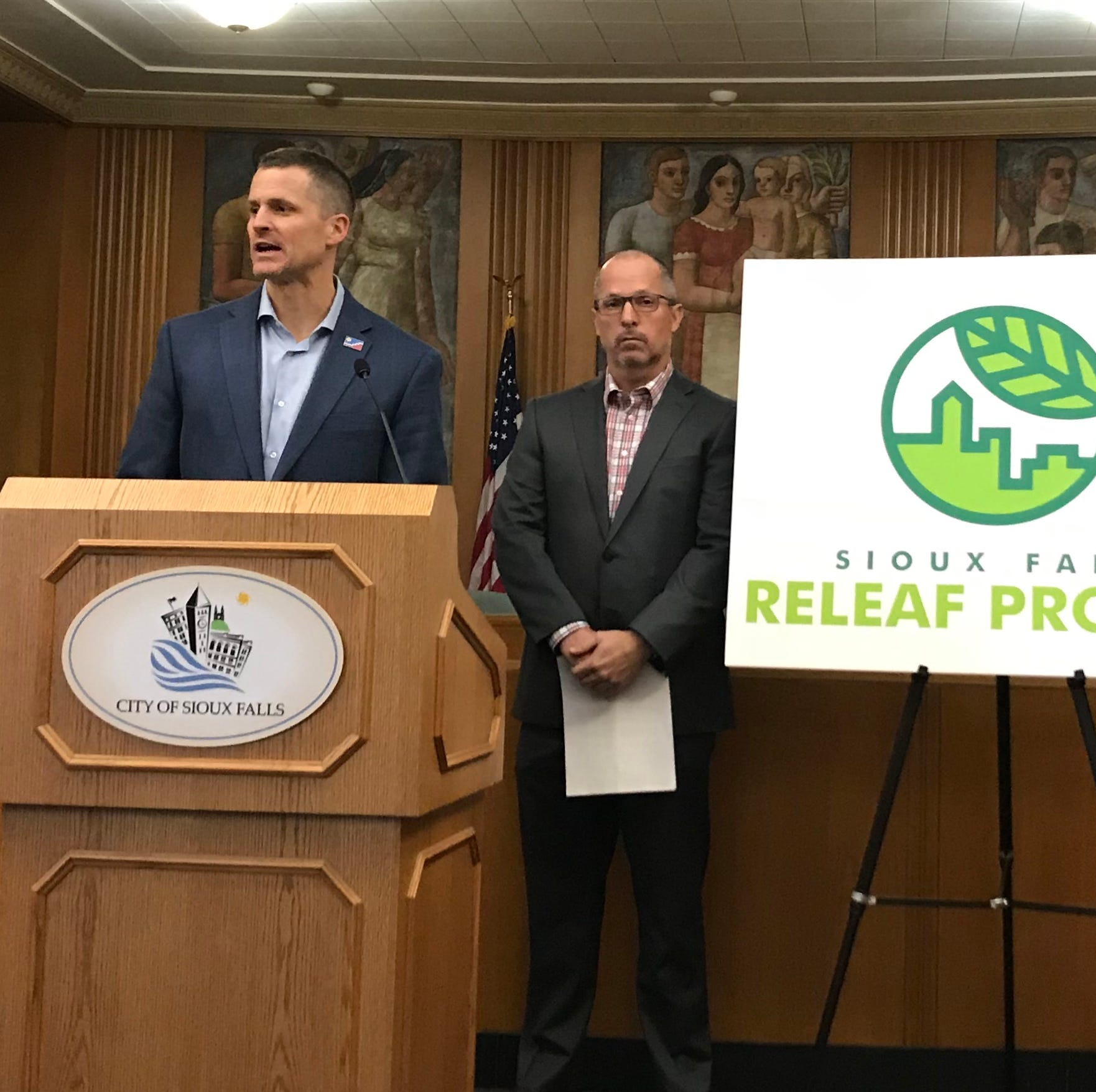 City Hall asking for the public's help to 'ReLeaf' Sioux Falls in wake of EAB outbreak