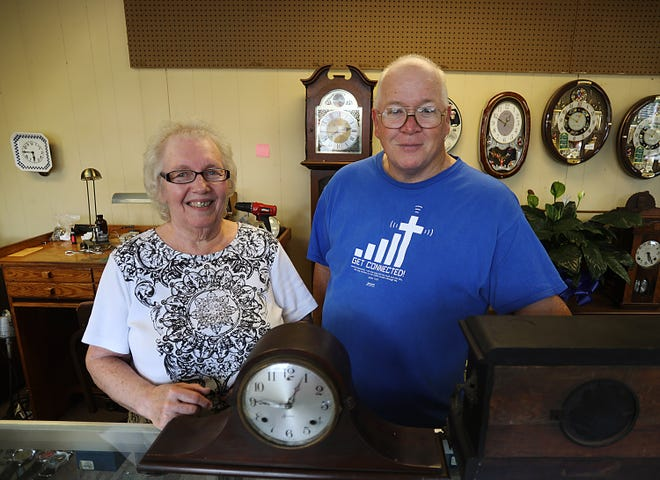 Brenda and Donnie Strong opened Strong's Watch Shop in 1971 in Ava, Missouri.