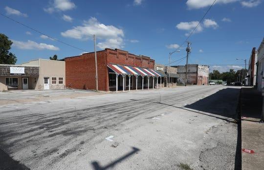 Marionville, Missouri has seen better economic times.