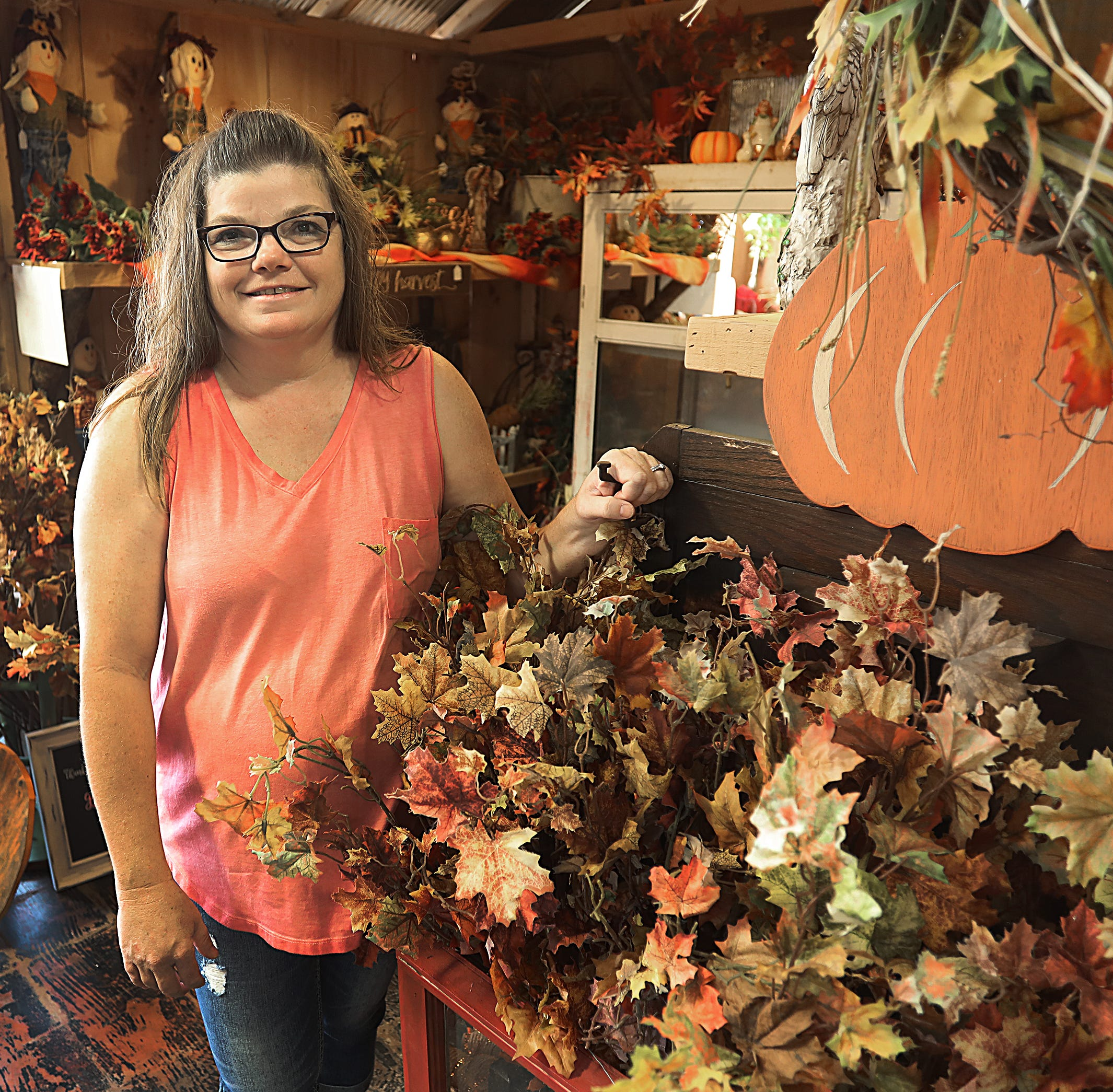 Flower shop owner wants Crane to bloom