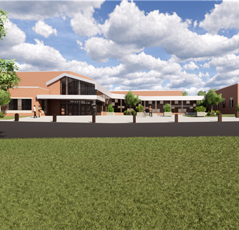 Video look of proposed design of Staunton High School renovations