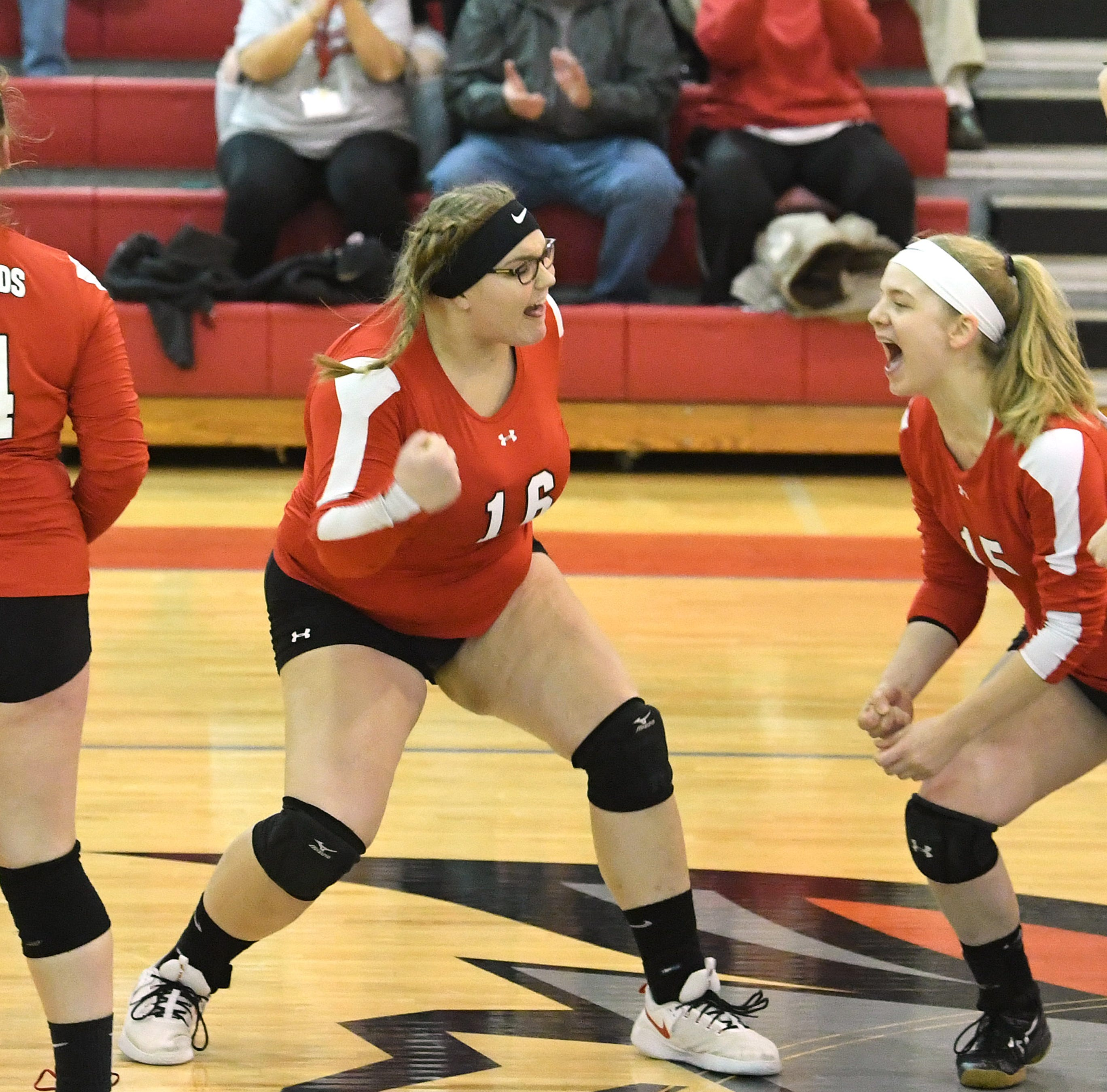 Riverheads, Patrick Henry each vying for first state volleyball championship