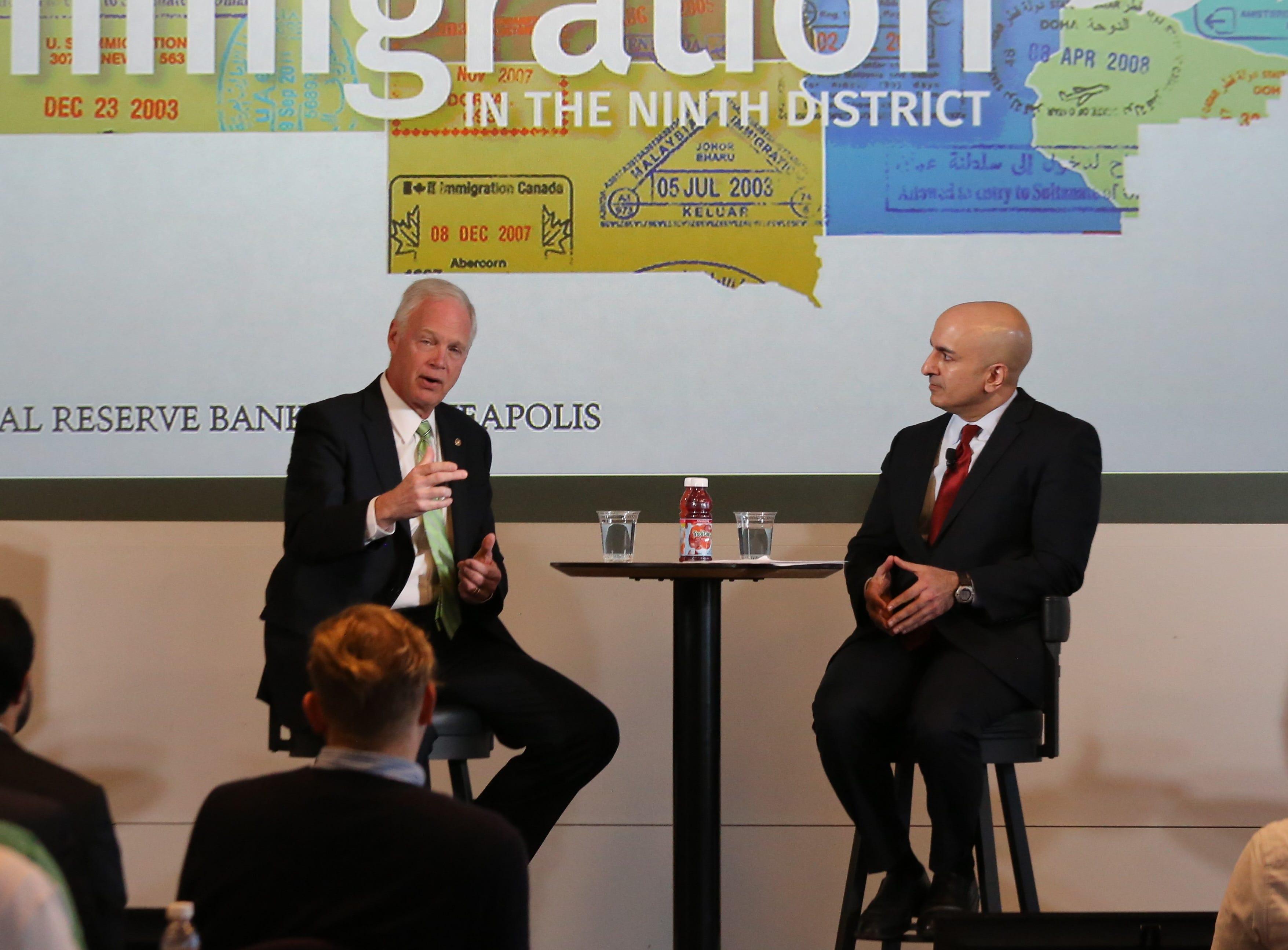 Immigrants play key role in Minnesota's future workforce