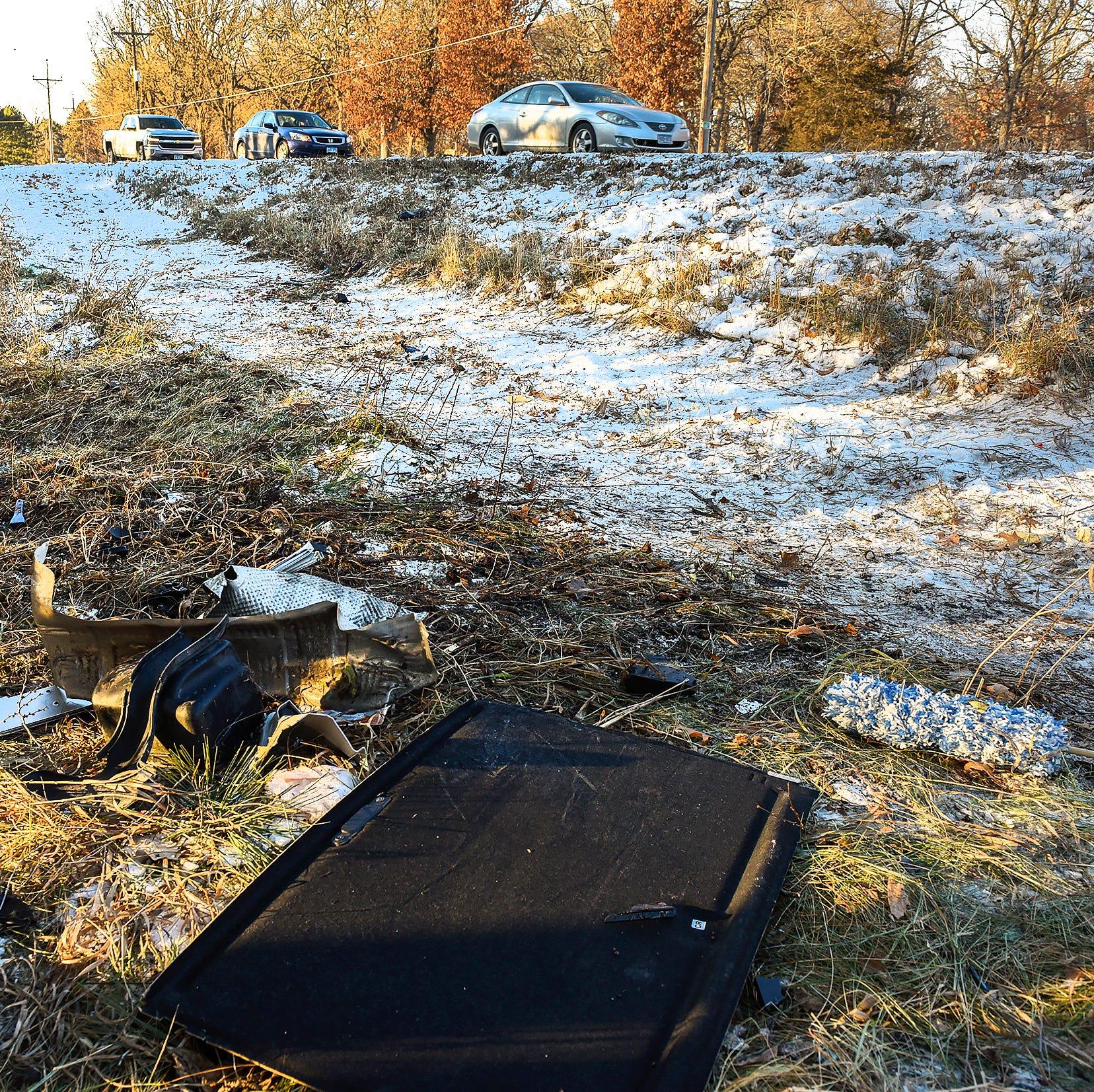 2 men killed in stolen Lyft car crash identified