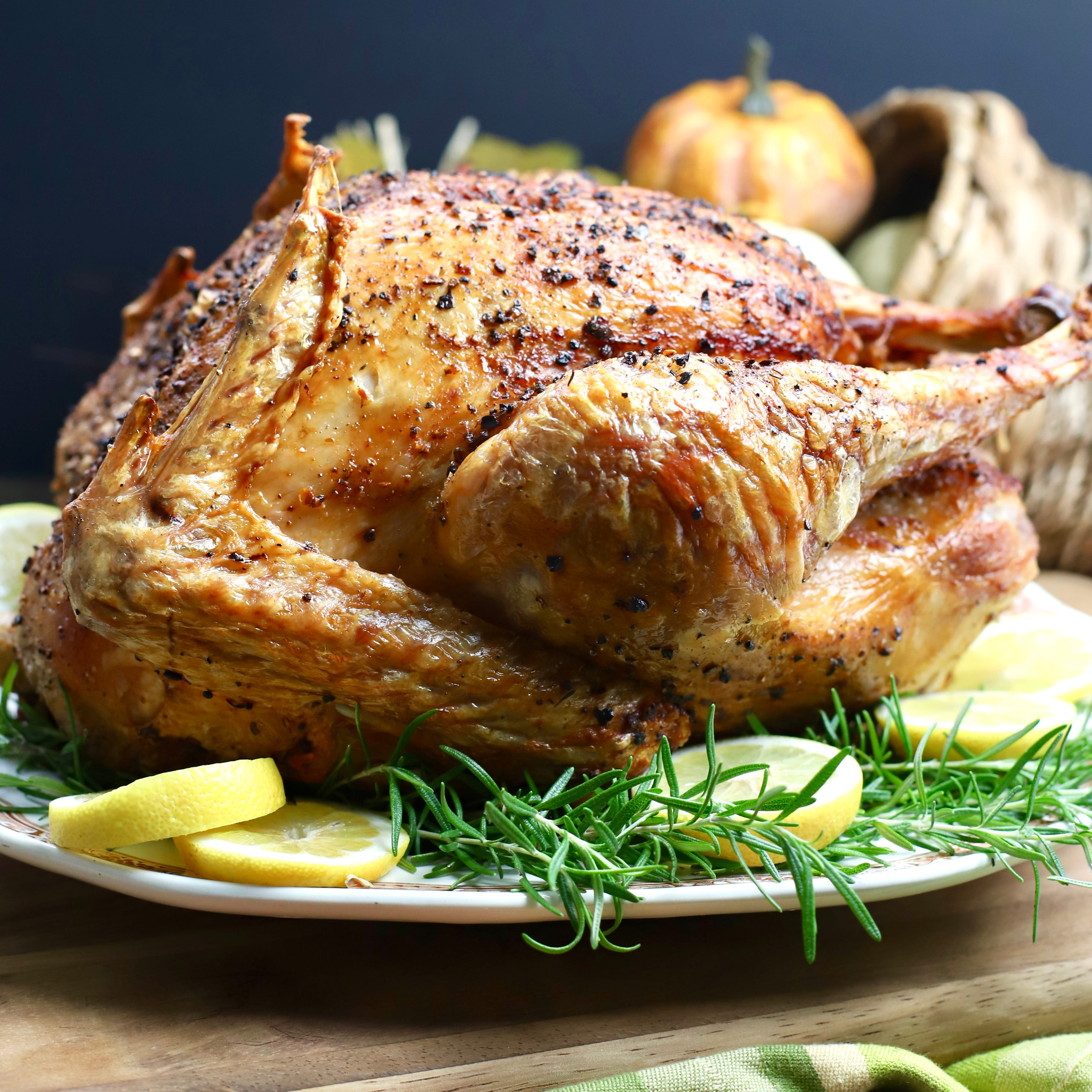 How to cook the turkey? Try a dry fry for a moist and tender Thanksgiving bird