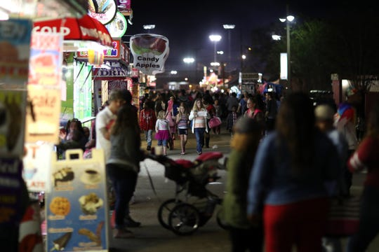 The midway is open for business at the North Florida Fair now through Sunday.