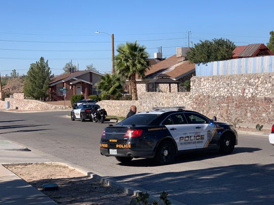 Police on Tuesday morning block off the neighborhood near the 5400 block of Thorn Ridge Circle as a SWAT situation unfolds.